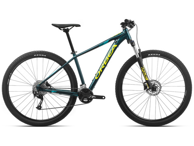 "ORBEA MX 40 27,5"", ocean/yellow"